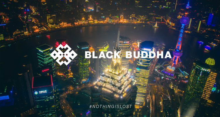 Black Buddha Website