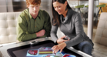 Microsoft Surface: Multi-touch prototyping